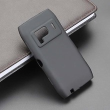 New TPU Matte Gel Skin Case Cover Soft For Nokia N8 N8-00 Back Phone Silicone Bag Cases(China)