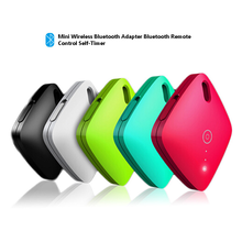 Mini portable Bluetooth wireless adapter Bluetooth remote control self-timer for smartphones