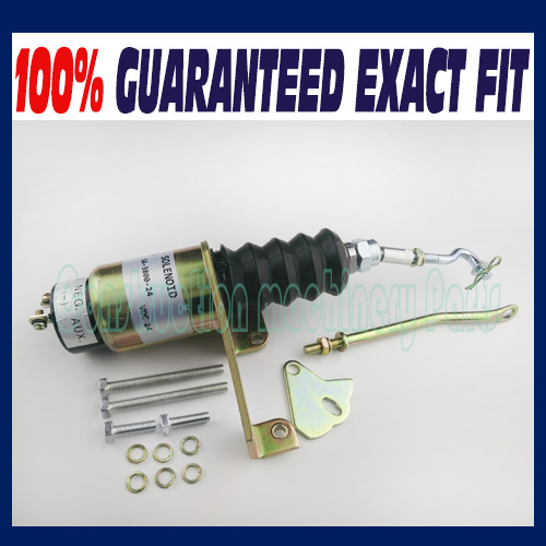New Solenoid ShutOff Kits RSV Bosch SA-3800 1751-12 Volt Right-hand 12V<br>