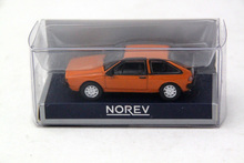 Norev 1:87 Scale VW Scirocco II 1980 Models Diecast Toys Cars Gift Collection(China)