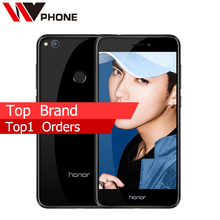 "Original Huawei Honor 8 Lite 4G LTE Mobile Phone 3g ram 32g   Kirin 655 Octa Core 5.2"" FHD 1920*1080P  Fingerprint ID"