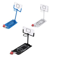 High Quality Decompression Artifact Miniature Folding Mini Table Basketball Machine(China)