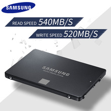 SAMSUNG SSD 850 EVO 120GB 250GB 500GB Internal Solid State Disk HD Hard Drive SATA III 2.5 High Speed for Laptop Desktop PC(China)