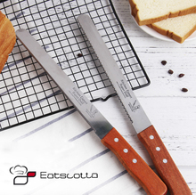 10 12 Inch Bread Knife Toast Slicing Knives Cake Slicer Baking Pastry Cutter Serrated Blade Easy Cut Bread