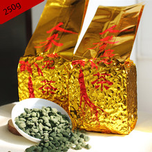 Chinese Taiwan Ginseng Oolong Tea Ginseng Oolong For Lose Weight And Health Tea Hot Sale Green Food 250g Famous Health Care Tea