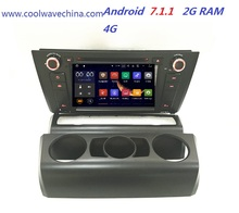 120i radio E87 E81 E82 E88 android 7.1 multimidia 3G 4G wifi  for B MW RDS Radio GPS Navigation Audio Stereo Car Pc Central