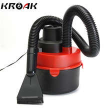 1Pcs 75W 12V Car Vacuum Cleaner Wet Dry Dual use Inflator Portable Turbo Hand Held for Car Home Office(China)