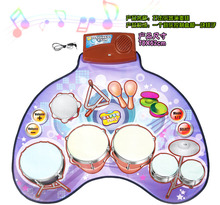 Baby game Mat Music Carpet Kid Child Touch Play Game Musical drum Carpet instrument Blanket Toys gift 78*62cm