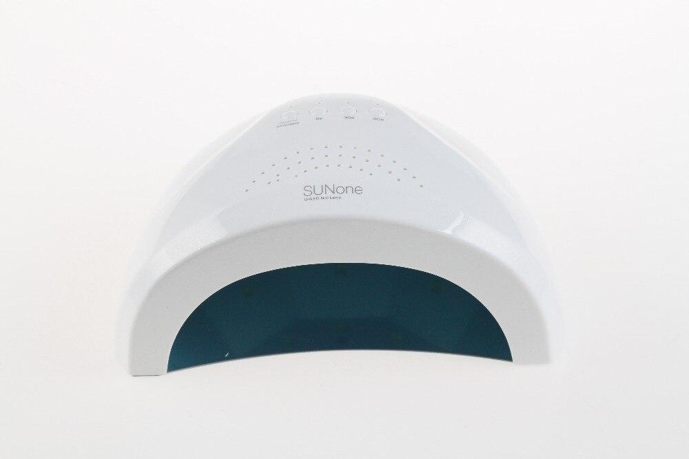 UVLED 48 W UV Luz Secador de Unha Profissional 48 W LED 365 + 405mm DIODO EMISSOR de Luz Da UV Secador de unha<br>