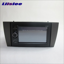 Liislee For JAGUAR X-Type X Type 2001~2011 Radio CD DVD Stereo Player GPS Navigation System Double Din Audio Installation Set(China)