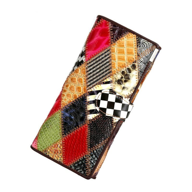 Hot designer wallets famous brand female purse women wallet pu leather long pouch luxury card purse dollar price carteras cuzdan<br>