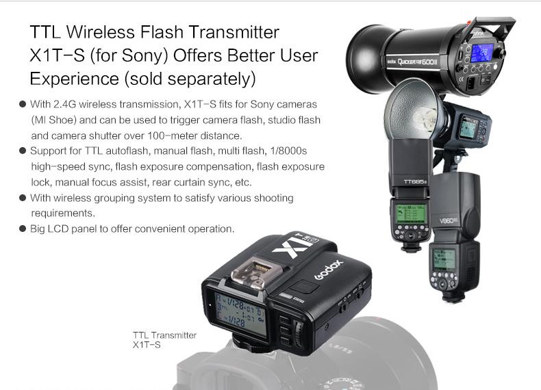 Godox TT685S For Sony Camera Flash (16)