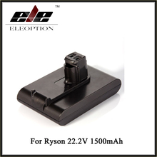 ELEOPTION 22.2V 1.5Ah Rechargeable Packs Replacement for Dyson DC31 Animal DC34 DC35 Vacuum Cleaner 6 Cells Li-Ion Battery