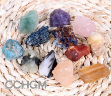 2017 Assorted Natural stone Tumbled Stones Crystal Quartz Aventurine Obsidian Points Beads Chakra Healing Reiki