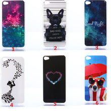 Cute Animal Elephant Balloon Dog Pet Silicone TPU Cover Case For Lenovo s90 S90-u Silicon shell Mobile Phone cases(China)