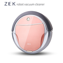 ZEK-RC E600 2200 Battery Capacity  Dry and Wet  Intelligent Robot Vacuum Cleaners 2017