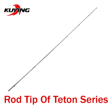 KUYING Teton Series Carbon Fishing Lure Rod Tip Of TTC662L TTS662L TTS632UL TTC632UL TTS602UL TTC602UL TTS622SUL TTC522SUL(China)
