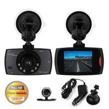 Car DVR G30 Full HD 1080P Driving Camera Video Recorder Dashcam With Loop Recording Motion Detection Night Vision G-Sensor(China)