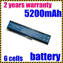JIGU 6 Cell Laptop Battery For Acer Aspire 3030 3050 3200 3600 3680 5030 5050 5500 5570 5580 5600 7003WSMi 9420 7111WSMi