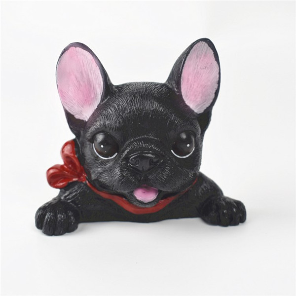 French Bulldog cute puppy dogs resin switch stickers fridge magnets - 12