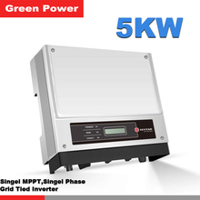 GW5000-NS Goodwe Power inverter,TUV/IEC/CE/G59 certification 5year warranty high quality solar power inverter for home use