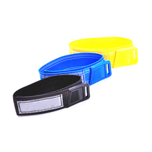 Buy 1 pair Road Bike Bicycle MTB Reflective Safe Leg Pants Clip Strap Beam Band Bottom Belt Lightweight High Useful SM3001 for $1.88 in AliExpress store