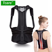 1Pcs Tcare Posture Corrector Brace Kyphosis Brace Muscle Pain Reliever Back Pain Reliever Posture Support For Women Men(China)