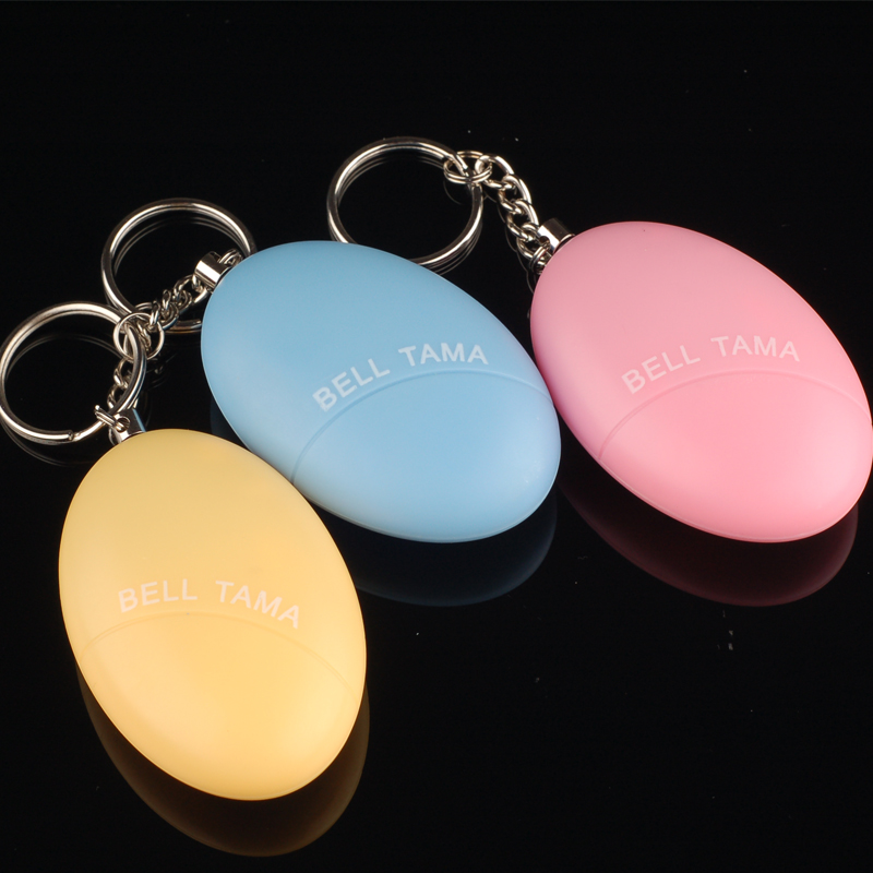 Women 's kyokuden supplies anti-rape device egg alarm Self Defense Supplies alarms(China (Mainland))
