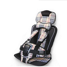 Kids Baby Car Protection 0-4 Years Old Baby Car Seat,Portable and Comfortable Infant Safety Seat Auto Baby Cushion(China)