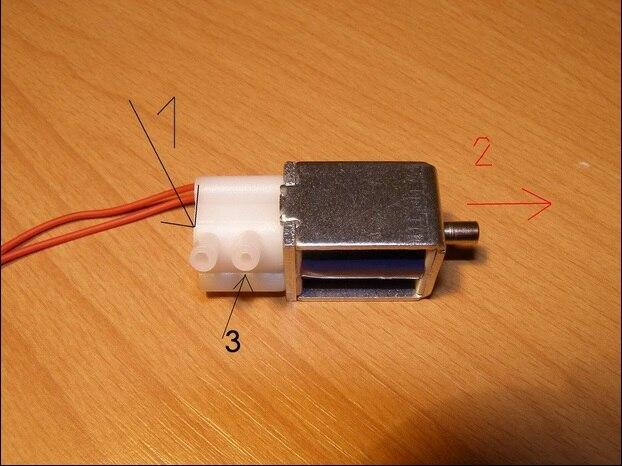 solenoid valve:DC12V,6V,24V/MICRO/electric/air release          lzx<br><br>Aliexpress