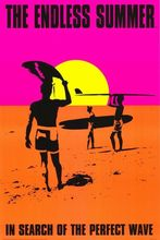 "The Endless Summer poster 20"" x 13"" Decor 04"