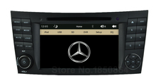 Original UI Car DVD Radio Player GPS for Mercedes/Benz W209 W211 W219 W463 E200 E220 E240 E270 E280 E300 E320 + Canbus  BT