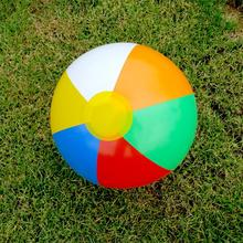 HOT inflatable ball kids beach ball balloon water polo beach toys party supplies gifts