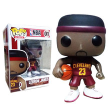 Funko POP Vinyl Figure Sports NBA - Miami Heat Lebron James 01 Cleveland 23 #2773 IN STOCK