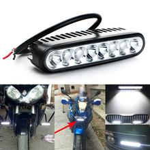 2017 New 4000LM IP68 40W Flood Spot Combo LED Work Light off Road SUV Fog Driving Bar Lamp for Various Applications(China)
