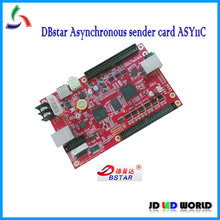 DBstar ASY11C asynchronous LED Screen Controller sender card Support P3, P4,P5,P6,P7.62,P10,P16 LED display module