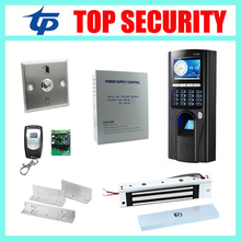 TCP/IP 3000 users standalone biometric fingerprint time attendance and access control system with RFID card reader door opener