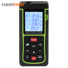 Buy 0.05-40m/0.164-131ft Digital Handheld Laser Rangefinder Distance Area Measure Volume Meter Range Finder Bubble Level for $52.51 in AliExpress store