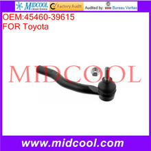 High Quality Auto Parts Front Right Steering Tie Rod End OEM:45460-39615