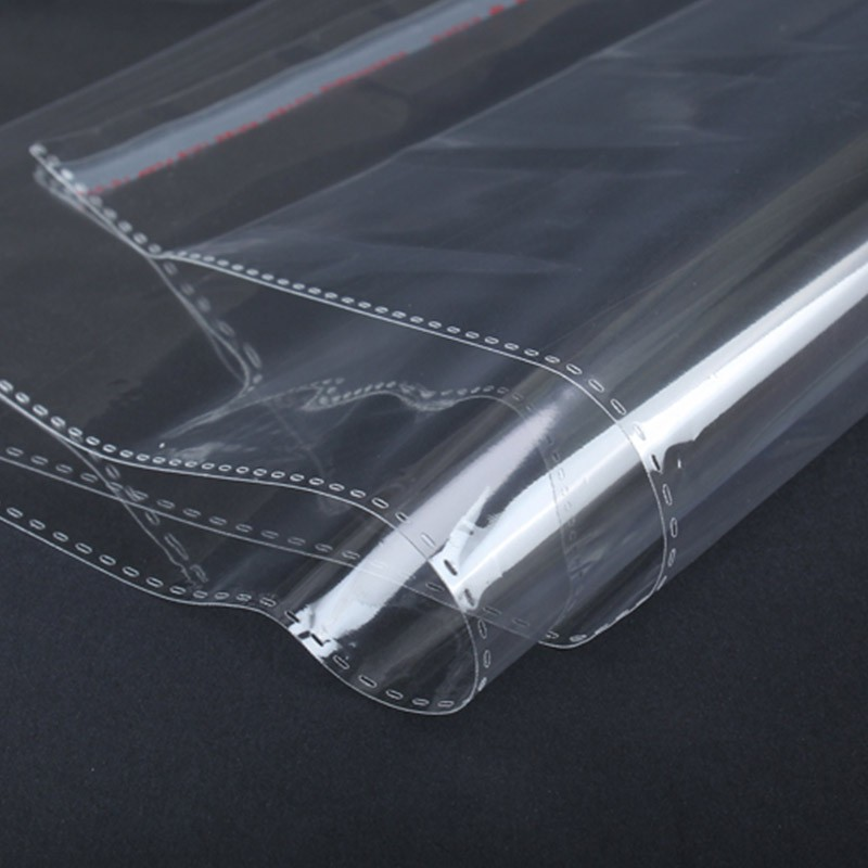 Clear Plastic Packaging Bag For Clothing [ 100 Piece Lot ] 2