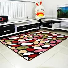 Soft Anti-skid thickening Coral Fleece Carpet for Living Dining Bedroom home decor floor carpet size 40*60 50*80 60*90 80*120cm