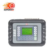 2017 SBB Professional Universal Auto Key Programmer Multi-language V33.02 SBB Key Programmer DHL Free Shipping(China)