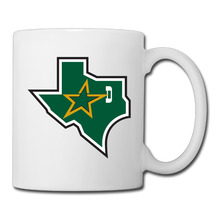 Dallas Ice Hockey Logo coffee mug beautiful dad tazas ceramic tumbler caneca tea Cups