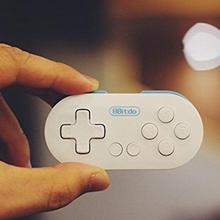 8Bitdo Zero Mini Wireless Bluetooth V2.1 Game Controller Gamepad Joystick Selfie for Android iOS Window Mac OS with Remote Shutt
