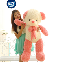 Lovely ice cream teddy bear big huge teddy bear plush toy birthday gift