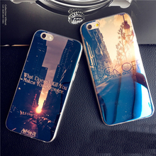 Luxury Blu-ray Laser Soft TPU Case For iPhone 7 6 6s Plus Silicone Rubber Skin Cover for iPhone 6 6s 6 Plus 5 5s SE Cases Fundas