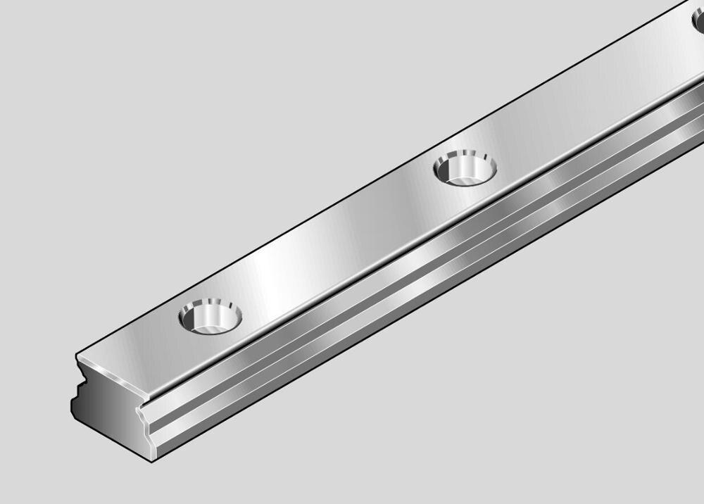 R044580331+34mm Bosch Rexroth Runner Block Miniature Ball Carriage Linear Bearing<br>