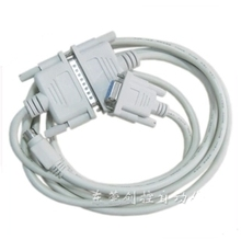 SC09 SC-09 RS232 PLC Programming Cable for Mitsubishi MELSEC FX&A  Series