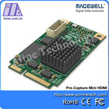 Magewell HDMI Video Capture 1CH Pro Capture Mini HDMI Card(China)