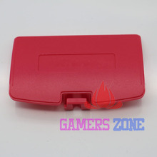 10PCS Pink Rose For Nintendo Game boy Color GBC Battery Cover Pack Back Door  Shell Replacement